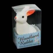 Woodland Rabbit LED Night Light 3