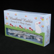 Woodland Rabbit Party Lights 5