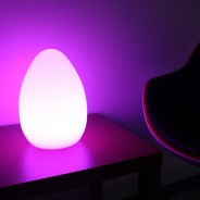 XL Colour Change Rechargeable Egg 28cm 4