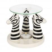 Zebra Oil Burner 1
