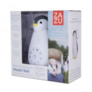 Zoe the Penguin Music Box & Night Light 5