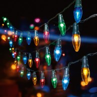 120 Multi-Action Party Lights Multi-Colour