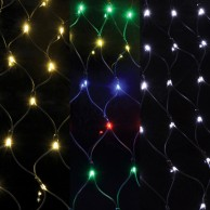 144 LED Connectable NET Lights