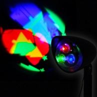 18cm Outdoor LED Path Light Projector