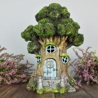29cm Light Up Fairy Treehouse (5675)