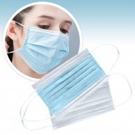3 Ply Standard Medical Face Masks (10 pack)
