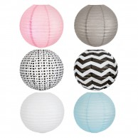 40cm Battery Paper Lanterns
