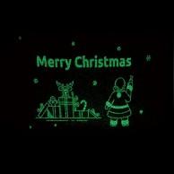 Animated Christmas Laser Light