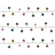 Pastel Flower Garland B/O
