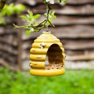 Beehive Bird Feeder