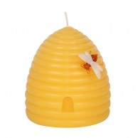 Beeswax Hive Candle
