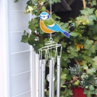 Blue Tit Wind Chime