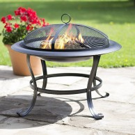 Boston Steel Fire Pit