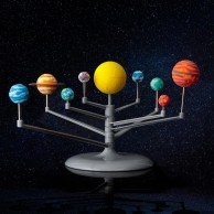 Build Your Own Solar System Planetarium