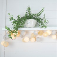 Cable & Cotton Glow Fairy Lights 20 LED