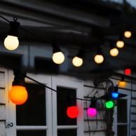 Cafe Festoon Lights