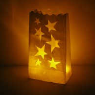 Candle Bags - Star