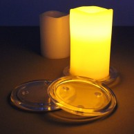10.8cm Candle Plate