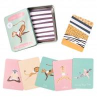 Yoga Cards - Inner Beast