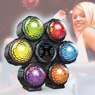 Circle Disco Light