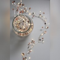 Coco Cluster Battery Operated Fairy Lights