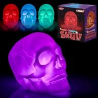 Colour Change Skull Light