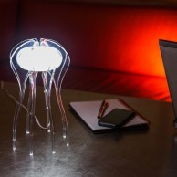 Jellyfish Core of Light Mood Light
