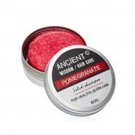Crazy Pomegranate Solid Shampoo Bar