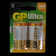Batteries D (2 Pack)