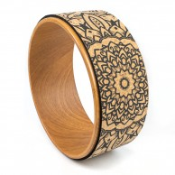 Eco Cork Yoga Wheel