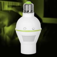 E27 Sensor Lampholder