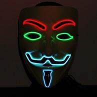 El Wire Mens Mask