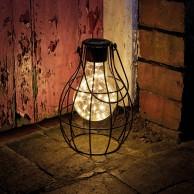 Solar Eureka Bronze Firefly Lantern