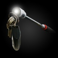 Extendable Magnetic Torch