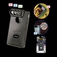 iPhone 4 & 4s Macro Lens & Spotlight