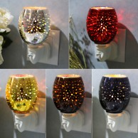 Fireworks 3D Plug In Wax Warmer