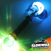 Elephant Mega Flashing Animal Wand 11""