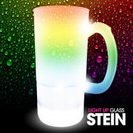Frosted Stein