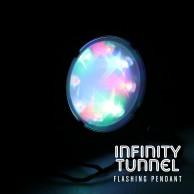 Light Up Infinity Tunnel Pendant