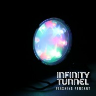 Flashing Infinity Tunnel Pendant Wholesale