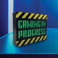 Gaming in Progress Light