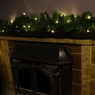 2.7M Dusk till Dawn Garland Nite Light