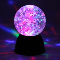 Sensory Glitter Waterball Lamp