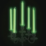Glow in The Dark Dinner Candle