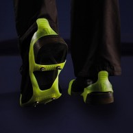 Glow in the Dark Ice Traction Slip-ons