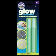Glow in the Dark Pens - 2 pack