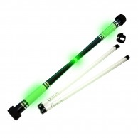 Glow Moonshine Devil Sticks Set