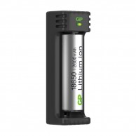 GP Lithium ION Battery Charger 18650