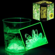 Grow Your Own Glow in the Dark Crystals