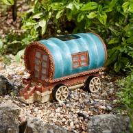 Gypsy Rose Solar Fairy Caravan